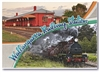 Wallangarra Railway Station - Standard Postcard  STP-032