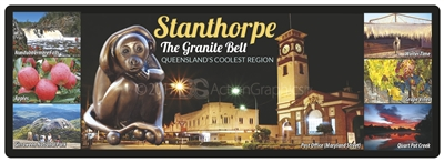 Scenery Combination Stanthorpe - Bumper Sticker  STPBS-003