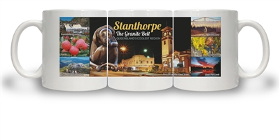 Stanthorpe scenery combination - Ceramic Mugs STPCM-002