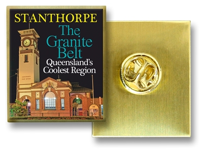 Post office Stanthorpe - Hat Badge STPHB-002