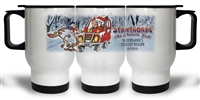 Snowman - Travel Mugs STPTM-003