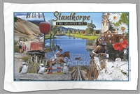 Stanthorpe The Granite Belt - Sublimated Tea Towels STPTT-002