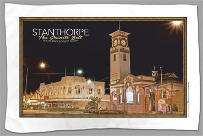 Post Office Stanthorpe - Sublimated Tea Towels STPTT-003