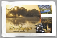 Sunrise Stanthorpe - Sublimated Tea Towels STPTT-007