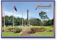 Mother's Memorial Gardens - Standard Postcard  TBA-011