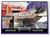 Railway Station - Standard Postcard  TBA-014