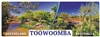 Japanese Garden City Toowoomba - Bumper Sticker  TBABS-006