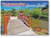 Japanese Garden - Small Magnets  TBAM-009