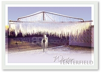 Winter in Tenterfield - Standard Postcard  TEN-389