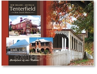 Tenterfield Birthplace of out Nation - Standard Postcard  TEN-468