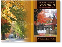 Tenterfield Birthplace of out Nation - Standard Postcard  TEN-477