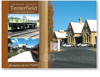 Tenterfield Birthplace of out Nation - Standard Postcard  TEN-479