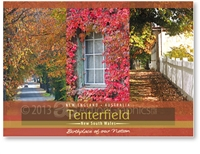 Tenterfield Birthplace of out Nation - Standard Postcard  TEN-483