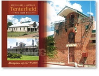 Tenterfield Birthplace of out Nation - Standard Postcard  TEN-486