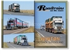 Winton, Roadtrains - Standard Postcard  WIN-003