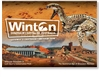 Winton Dinosaur Capital of Australia - Large Postcard  WIN-006a-LP