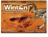 Winton, Dinosaur Trackways - Standard Postcard  WIN-008