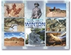 Home of Waltzing Matilda Country Winton - Standard Postcard WIN-012