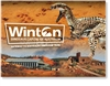 Winton Dinosaur Capital of Australia - Small Magnets  WINM-006
