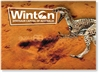 Winton Dinosaur Trackways - Small Magnets  WINM-007