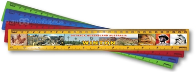 Winton - Scenic Ruler  WINR-002