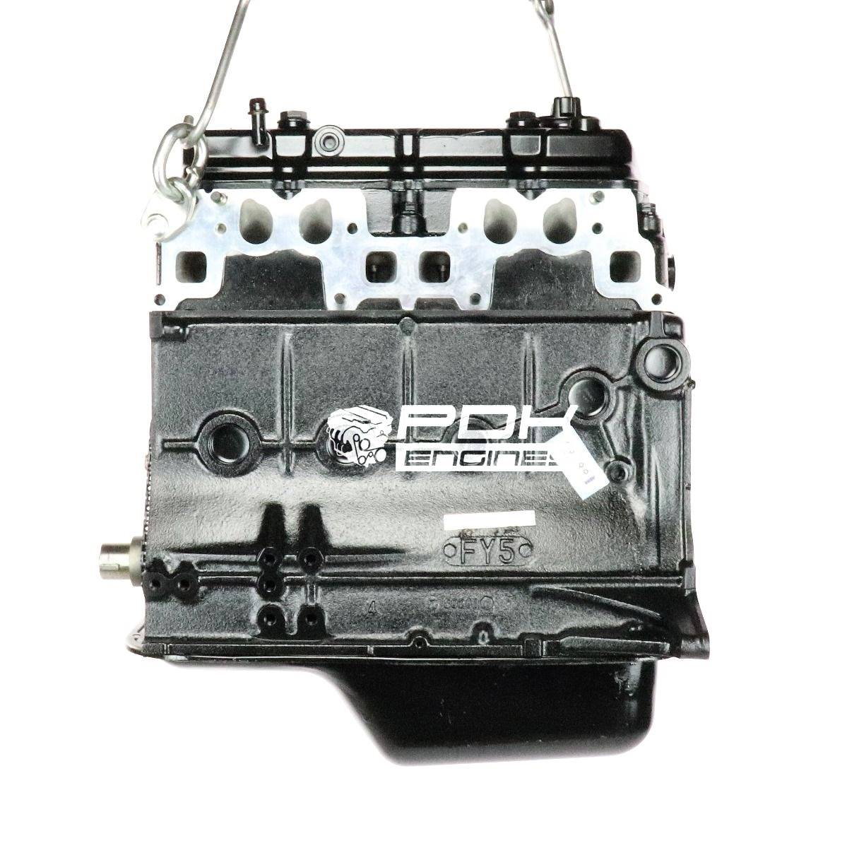 Nissan K21 Forklift Engine