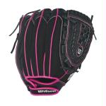 Wilson Flash Fastpitch Softball 11in All Positions Glove-RH