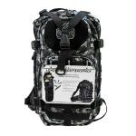 G.P.S. Tactical Bugout Loaded Backpack  Gray Digital
