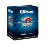 Wilson Smart Core Golf Ball - Pack of 24  White
