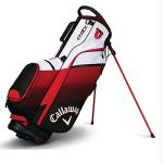 Callaway CHEV Stand Bag - Black/Red/White