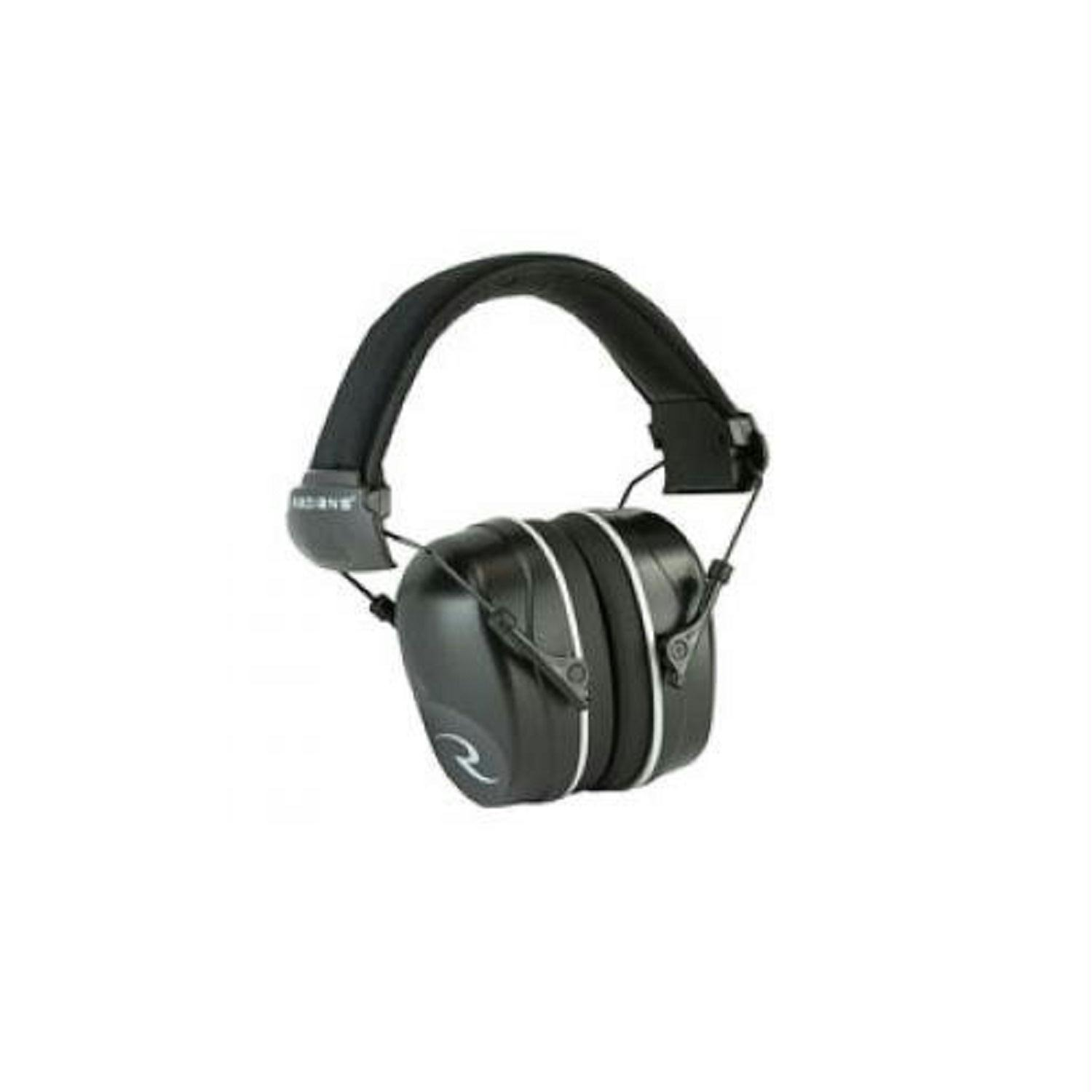 Radians Folding Slim Cup Earmuff with Extra Plugs NRR 34