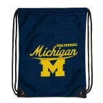 Michigan Wolverines Spirit Backsack