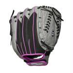 "Wilson Flash All Positions 12"" Softball Glove LH"