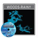 Lakemaster PC Software Contour Elite Woods/RaIny