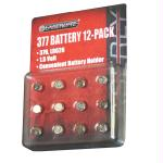 Laserlyte 377 Batteries 12 pack BAT-377