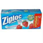 Ziploc Double Zipper Gallon Storage Bags - 52-Count