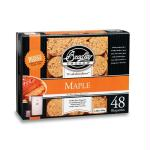 Bradley Maple Bisquettes 48 Pack