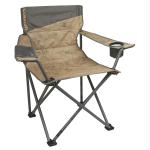 Coleman Big-N-Tall Quad Chair Topo Print