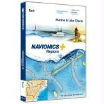 Navionics Regions-East Region MSD/NAV+EA
