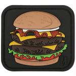 Maxpedition Morale Patch Burger 2.1 x 1.875 in
