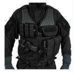Blackhawk Omega Elite Cross Draw/Pistol Mag Vest RH Black