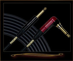 Mogami Gold Instrument Silent R-25 Guitar Cable
