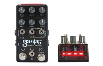 Chase Bliss Audio Gravitas Analog Tremolo Pedal at The Guitar Sanctuary McKinney Texas