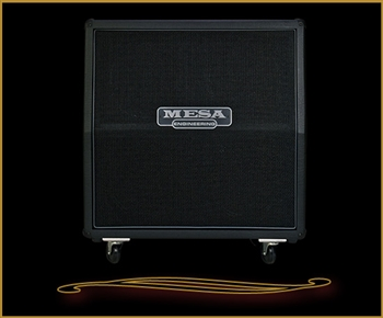 Mesa Boogie 4X12 Recto Traditional Slant Cabinet