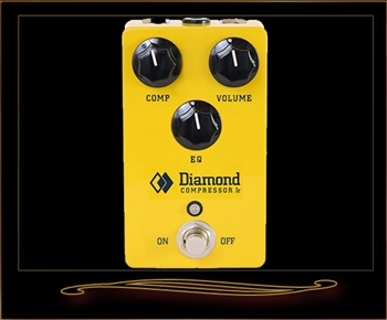 Diamond CPRJr Comp Jr Compressor Pedal