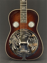 Beard Jerry Douglas Signature Squareneck Resonator with Fishman Electronics at The Guitar Sanctuary McKinney Texas