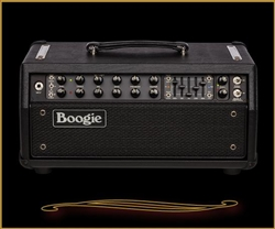 Mesa Boogie Mark Five:35 Head in Black at Mesa Boogie North Dallas at The Guitar Sanctuary McKinney Texas