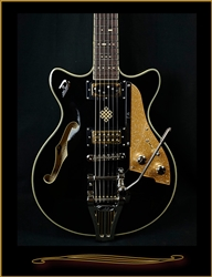 Duesenberg Joe Walsh Signature in Black
