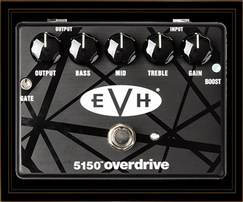 MXR EVH 5150 Overdrive Pedal at The Guitar Sanctuary McKinney Texas