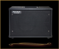 Mesa Boogie 1x12 WideBody Compact Cabinet at The Guitar Sanctuary McKinney Texas